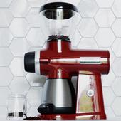CoffeeA KitchenAid KCG0702ER Artisan Burr Grinder