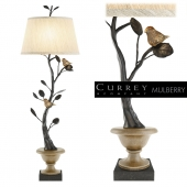Currey & Company Mulberry Table Lamp