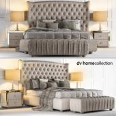 Кровать Vogue DVhomecollection