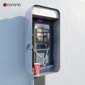 Payphone, payphone.