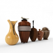 Wooden Decorative objects