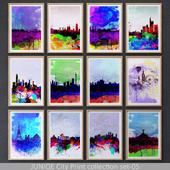 City Print collection set-05