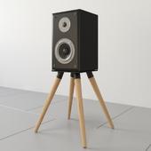 Audio speaker stand