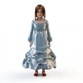 Children's festive dress 2