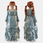 Children's festive dress 3