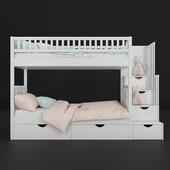 Artek two-level bed