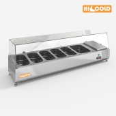 Refrigerated display cabinets HiCold # 1