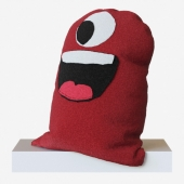 PLUSH MONSTER TOY