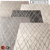 Carpet Restoration Hardware (Noura) 2440х3050 (5 colors)