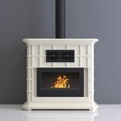 Fireplace Corsieux de Philippe