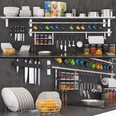 Kitchen Decoration Set - 3
