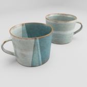 Karin Tunare kaffekopp cups