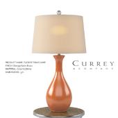Tucker Table Lamp - Currey & Company