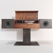 Ymbol Audio Modern Record Console