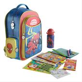 Backpack Spider Man
