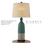 Culvert Table Lamp - Currey & Company