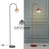 Торшер Copper Light Floor Lamp