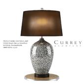 Komi Table Lamp - Currey & Company