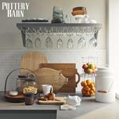 Pottery Barn Cucina Cafe Station