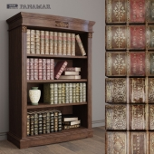 The library of old books Panamar 825/845