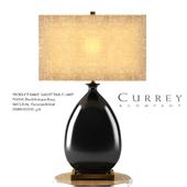 Gadot Table Lamp - Currey & Company