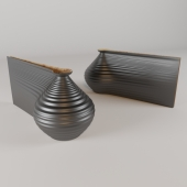 Original vase from Gareth Neil and Zaha Hadid