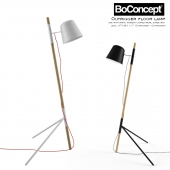 Outrigger Floor Lamp - Boconcept