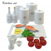 Kitchen fud set