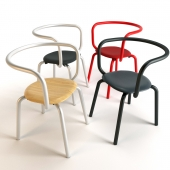 Emeco Parrish Chair by Konstantin Grcic