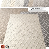 Carpet Restoration Hardware (Diamante) 2440х3050 (9 colors)