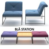 Bla station Unit