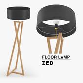 Floor lamp ZED