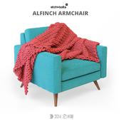 Etchandbolts Alfinch Armchair