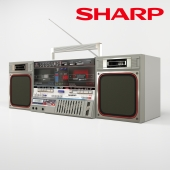 Sharp GF-800Z (S)
