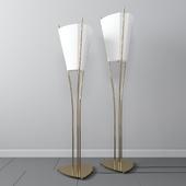 Floor lamp curve design Emilie Cathelineau