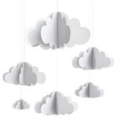 Decorative cloud