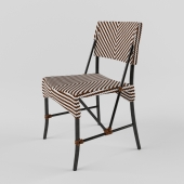Panini side chair by JANUS et Cie