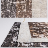 Jaipur Edge Rug From Masonic Collection