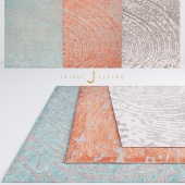 Jaipur Daizy Cut _ Loop Rug from Clayton Collection