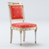 Antique Empire chair XIX