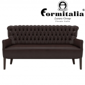 Two-seat sofa, Form Italia