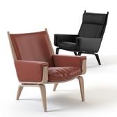 Hans Wegner GE-501 easy chair