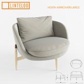 Linteloo Heath Armchair Large