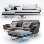 Sofa Harley, collection DANDY HOME - Gamma Arredamenti
