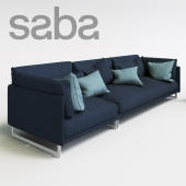 Saba Italia LIVINGSTON Sofa