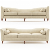 Baker Living Room Patricia Sofa
