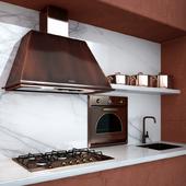 FRANKE-kitchen appliances from copper