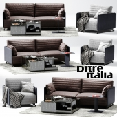 Ditre Italia BAG Sofa 02