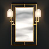 Mirror Astaire EICHHOLTZ