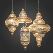 3d model: Lighting: Chandeliers - Download at 3dsky.org